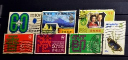 Hk101 China Hong Kong - Hong Kong (...-1997)