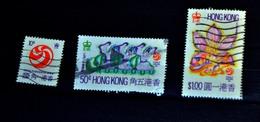Hk105 China Hong Kong Cv €24 - Hong Kong (...-1997)