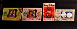 Hk107 China Hong Kong - Hong Kong (...-1997)