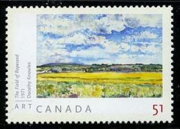 Canada (Scott No.2147 - Dorothy Knowles) [**] - 1952-.... Règne D'Elizabeth II