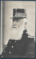 S.M. Leopold II Roi Des Belges - Cliché Alexandre Bxl - Royal Families