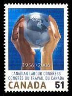Canada (Scott No.2149 - Congrès Du Travail / Labor Congres) [**] - 1952-.... Règne D'Elizabeth II