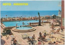 HOTEL AUGUSTUS, Salou, Spain, Used Postcard [21983] - Tarragona