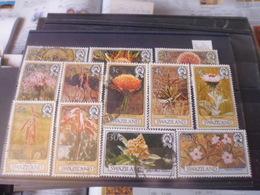 SWAZILAND YVERT  N°340.351 - Swaziland (1968-...)