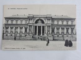 NANTES - Palais De Justice Ref 0078 - Nantes