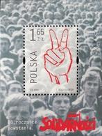 Poland  2000 Solidarity Labor Union 20th. Anniv. S/S - 1944-.... Republic
