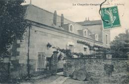 La Chapelle Gaugain (72 Sarthe) L'Aulnaie - Circulée 1909 - Autres Communes