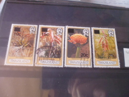 SWAZILAND YVERT  N°468.471 - Swaziland (1968-...)