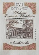Poland 2002 23rd. Polish Philatelic Association S/S - 1944-.... Republic