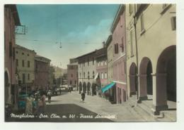 MONGHIDORO - PIAZZA ARMACIOTTI  -VIAGGIATA  FG - Bologna