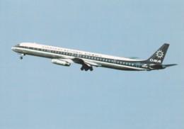 OVERSEAS NATIONAL AIRWAY DC8 - 1946-....: Modern Era