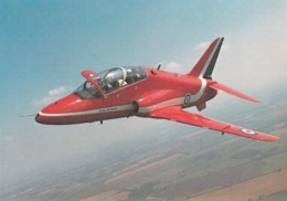 THE RED ARROWS HAWK - 1946-....: Modern Era
