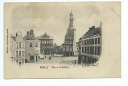 Tielt Thielt Place Et Beffroi - Tielt