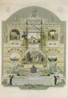 OPERATIVE SOCIETY BRICKLAYERS EMBLEM - Postcards