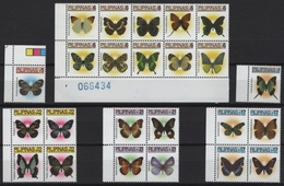 Pilipinas - Philippines (2005)  /  Butterflies - Butterfly - Papillon - Mariposas - Vlinders - Vlinders