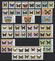 Pilipinas - Philippines (2006)  /  Butterflies - Butterfly - Papillon - Mariposas - Vlinders - Mariposas