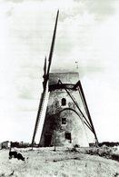 BEVEREN-IJZER-BROUCKMOLEN-moulin à Vent-molen - Alveringem