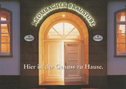Kreuztal Krombach - Krombacher Hier Ist Der Genuss Zu Hause - Kreuztal