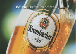 Kreuztal Krombach - Krombacher Bei Uns Läuft Alles Bestens - Kreuztal