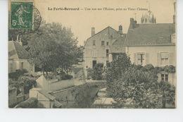 LA FERTÉ BERNARD - Une Vue Sur L'Huisne, Prise Au Vieux Château - La Ferte Bernard