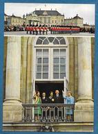 COPENHAGEN AMALIENBORG PALACE THE ROYAL FAMILY UNUSED - Danimarca