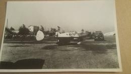 Phography Airplane : Ancienne  Photo D'un Avion Prototype ; 9x14 Cm - Aviation