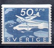 Serie De Suecia Nº Yvert 6 (**) - Unused Stamps