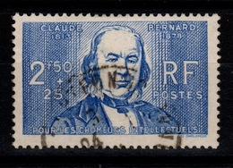 YV 464 Oblitere Chomeurs Intellectuels Cote 9 Euros - France
