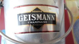 PETIT SEAU A CHAMPAGNE  GEISMANN    EPERNAY   ****  RARE A   SAISIR  ***** - Other Collections