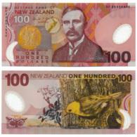 RESERVE BANK OF NEW ZEALAND // One Hundred Dollars // UNC - Nouvelle-Zélande
