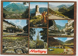 Martigny, Valais, Switzerland, 1981 Used Postcard [21989] - VS Valais