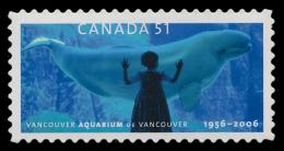 Canada (Scott No.2157 - Aquarium De Vancouver / Vancouver's Aquarium) [**] - 1952-.... Règne D'Elizabeth II