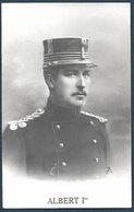 Belgique - Le Roi Albert Ier - Personnages