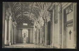 *Roma. Basilica Di S. Pietro. Atrio* Ed. P.E.C. Nº 857. Nueva. - Vaticano (Ciudad Del)