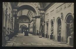*Roma. Museo Vaticano. Braccio Nuovo* Ed. P.E.C. Nº 1225. Nueva. - Vaticano (Ciudad Del)
