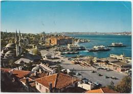 Istanbul, Uskudar And Bosphorus, Turkey, Used Postcard [21995] - Turkey
