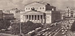 MOSCOW. BOLSHOI THEATRE. CIRCA 1972 CIRCULEE TO ITALIA- BLEUP - Rusland
