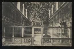 *Cappella Sistina. Michelangelo...* Ed. P.E.C. Nº 3300. Nueva. - Vaticano (Ciudad Del)