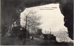 DOMME  -  Grottes Sous La Barre - France