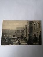 Stratum (nu Eindhoven) Pensionaat Eikenburg // Gelopen 1916 - Eindhoven