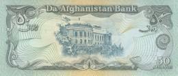 AFGHANISTAN 50 AFGHANIS -UNC - Afghanistan