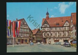 Urach/Württ. - Marktplatz Und Rathaus [AA13-1671 - Ohne Zuordnung