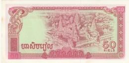 CAMBOGIA 50 RIELS (2) -UNC - Cambodia