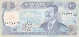 IRAQ 100 DINARS -UNC - Iraq