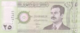 IRAQ 25 DINARS (2) -UNC - Iraq