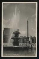 *Piazza S. Pietro* Ed. Brunner & C. Nº 189. Nueva. - Vaticano (Ciudad Del)