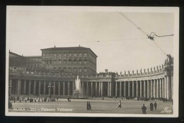 *Roma. Palazzo Vaticano* Ed. A. Traldi Nº 211. Nueva. - Vaticano (Ciudad Del)