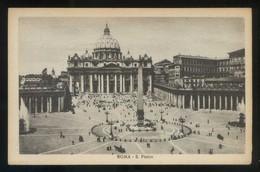 *Roma. S. Pietro* Ed. STA Nº 106. Nueva. - Vaticano (Ciudad Del)