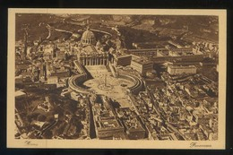 *Roma. Panorama* Ed. E.V.R. Nueva. - Vaticano (Ciudad Del)