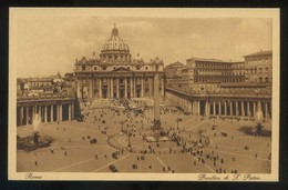 *Roma. Basilica Di S. Pietro* Ed. E.V.R. Nueva. - Vaticano (Ciudad Del)